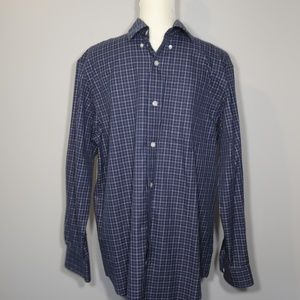 Duluth Trading Co 100% Cotton Button Down Shirt M